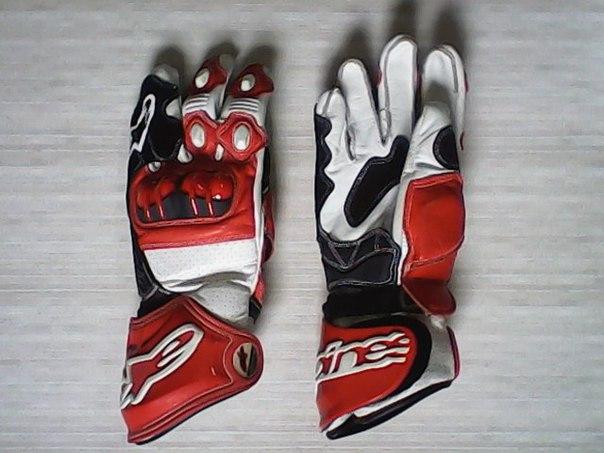 Перчатки ALPINSTARS