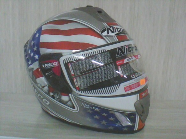 Шлем Nitro (Китай)